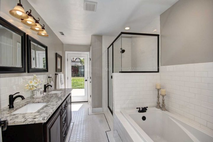 Bathroom Renovation Bathroom Construction Sacramento Remodeling - How to remodel an old bathroom